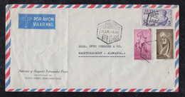 Spain FERNANDO POO 1964 Airmail Cover SANTA ISABEL To MARKTOBERDORF Germany - Fernando Poo