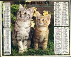 Almanach Des PTT 1978 -  Marne (51) - Grand Format : 1971-80