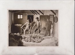 WESSEX POTTERS VERWOOD DORSET    20*15CM Fonds Victor FORBIN 1864-1947 - Profesiones