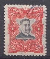 El Salvador 1910  Mi.nr: 313  General Figueroa  Oblitérés - Used - Gebruikt - Salvador