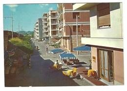 3768 - LOANO ZONA RESIDENZIALE SAVONA 1980 ANIMATA - Altre Città