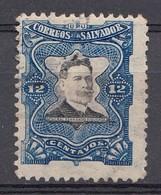 El Salvador 1910  Mi.nr: 317  General Figueroa  Oblitérés - Used - Gebruikt - Salvador