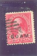 1899 GUAM Y & T N°2 ( O )  !!!!!! - Guam