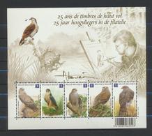 BUZIN Birds Sheet Belgium 2010 MNH XXX - Aigles & Rapaces Diurnes