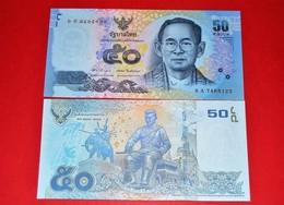 THAILAND 50 BAHT - 2012 - UNC - NEUF - Thailand