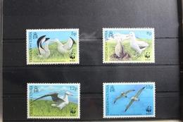 Tristan Da Cunha 654-657 ** Postfrisch Vögel #RY480 - Tristan Da Cunha