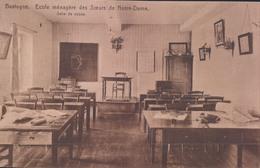 Bastogne Ecole Ménagère Des Soeurs De Notre-Dame Salle De Coupe - Bastogne
