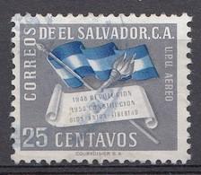 El Salvador 1952  Mi.nr: 679  Flugpost  Oblitérés - Used - Gebruikt - Salvador
