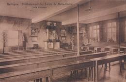 Bastogne Etablissement Des Soeurs De Notre-Dame Salle D'ouvrage - Bastogne