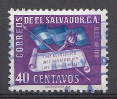 El Salvador 1952  Mi.nr: 680  Flugpost  Oblitérés - Used - Gebruikt - Salvador