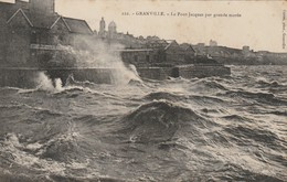 GRANVILLE Le Pont Jacques Par Grande Marée ( Coron 222 ) - Granville