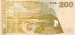 KYRGYZSTAN P. 22 200 S 2004 UNC - Kirghizistan