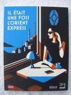 Chemin De Fer Et Trains Mythiques – Orient-Express - EO 2014 – Peu Courant - Chemin De Fer & Tramway
