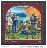 Aland 2016 N° 421 Neuf Chasse Aux Sorcières - Aland