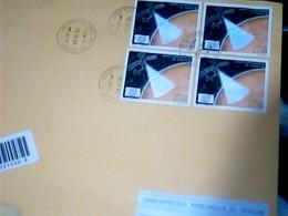 BUSTA  RACCOMANDATA  Esplorazione Di Marte 2005   0,80  HL5032 - 2001-10: Poststempel