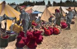 Marchands De Poteries - Algérie