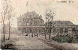 BASTOGNE   La Gare Circulé Mais Ne Possède Plus De Timbre - Bastogne