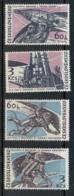 Czechoslovakia 1965 American & Soviet Astronauts MLH - Dictionnaires
