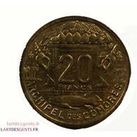 Archipel Des Comores - Essai 20 Francs 1964 - Colonie