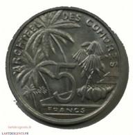 Archipel Des Comores - Essai 5 Francs 1964 - Colonie
