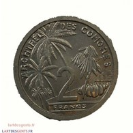 Archipel Des Comores - Essai 2 Francs 1964 - Colonies