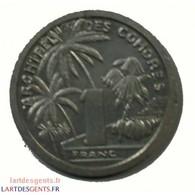 Archipel Des Comores - Essai 1 Franc 1964 - Colonie