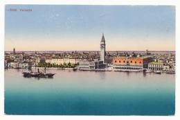 Venezia (Venedig) - Vista Della Città - Campanile Di San Marco - Venezia