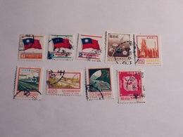CHINE  1974-92   LOT# 49 - Usati