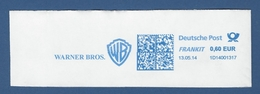 Deutsche Post FRANKIT - 0,60 EUR 2014 - 1D14001317 - Warner Bros. - Cinema