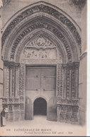 Rouen - Cathédrale, Portail Saint Etienne (XIIe Siècle) - Rouen