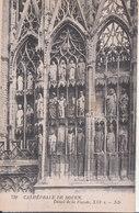 Rouen - Cathédrale, Détail De La Façade (XVIe S.) - Rouen