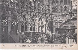 Rouen - Cathédrale, Galerie Au-dessus De L'Orgue - Rouen