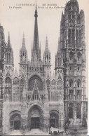 Rouen - Cathédrale, La Façade - Rouen