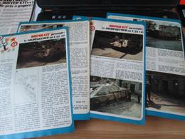 SPI2020 4 Pages Issues De SPIROU BELGE Années 70 / MISTER KIT Présente : LE JAGDPANTHER TAMIYA AU 1/25e - Revues