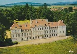 Château De Lantilly - Vue Aérienne - France