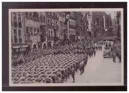 """DT- Reich (009063) Propaganda Sammelbild Deutschland Erwacht"""""""" Bild 223, Appell Der 100000 SA Männer - Alemania"""