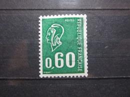 VEND BEAU TIMBRE DE FRANCE N° 1815a , XX !!! (i) - 1971-76 Maríanne De Béquet
