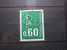 VEND BEAU TIMBRE DE FRANCE N° 1815a , XX !!! (j) - 1971-76 Maríanne De Béquet