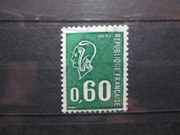VEND BEAU TIMBRE DE FRANCE N° 1815a , XX !!! (m) - 1971-76 Maríanne De Béquet