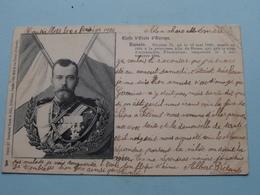 NICOLAS II Alexandrovitch > TSAR De RUSSIE ( Serie 97 Tuck ) Anno 1904 > Arles ( Zie / Voir Photo DETAIL ) ! - Familles Royales