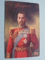 GEORGE V King Of The UK ( Grande Bretagne ) Stamp 1926 > Amiens ( See Voir Photo ) ! - Familles Royales