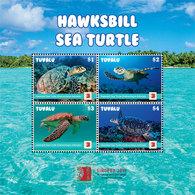 Tuvalu  2019 Fauna  Hawksbill Sea Turtle   I201903 - Tuvalu