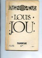 Revue Mensuelle Du Roussillon 1960 XLIV -  Louis JOU;  Poete Peintre Graveur -  N°436-437-438 - Autres