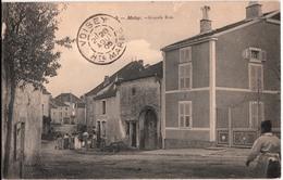 MELAY-GRANDE RUE - France