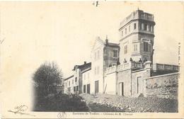 TREFFORT : CHATEAU DE M.CHANUT - Other Municipalities