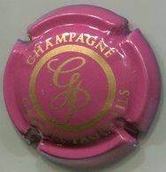 CAPSULE-CHAMPAGNE GABRIEL PAGIN FILS N°29e Fuchsia Et Or - Champagne