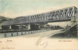 BELGIQUE -  DINANT - Pont D'Anseremme - Dinant