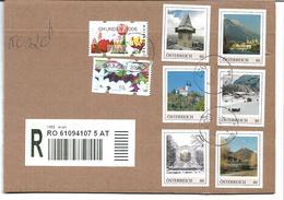 3075k: PM- Serie Auf Briefausschnitt O - Österreich