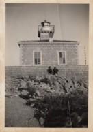 Makarska Lanterna Lighthouse Leuchtturm 1935 - Croatia