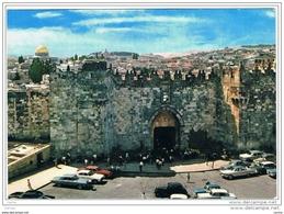 JERUSALEM:  DAMASCUS  GATE  -  FG - Israele